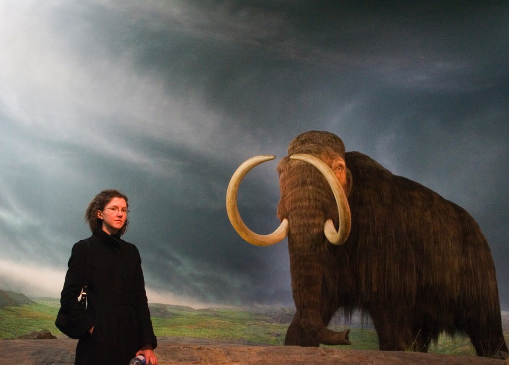 Erin & Mammoth